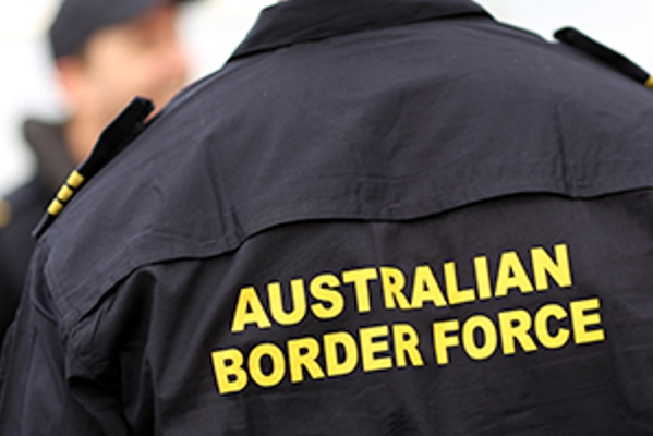 Australian Border Force Commissioner sacked over 'questionable conduct'