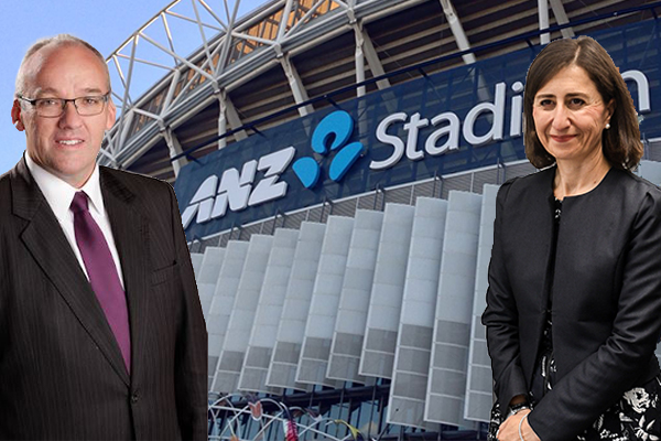 Article image for Gladys vs Foley: 'It will be scandalous and a complete waste of money'