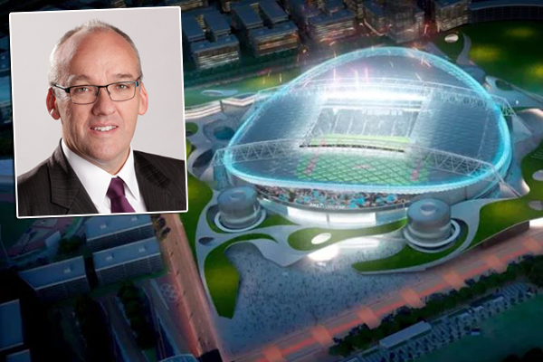 Article image for EXCLUSIVE   Luke Foley admits ANZ Stadium needs investment