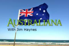 Jim Haynes Australiana