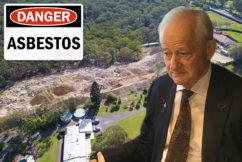Philip Ruddock investigating Arcadia asbestos dump