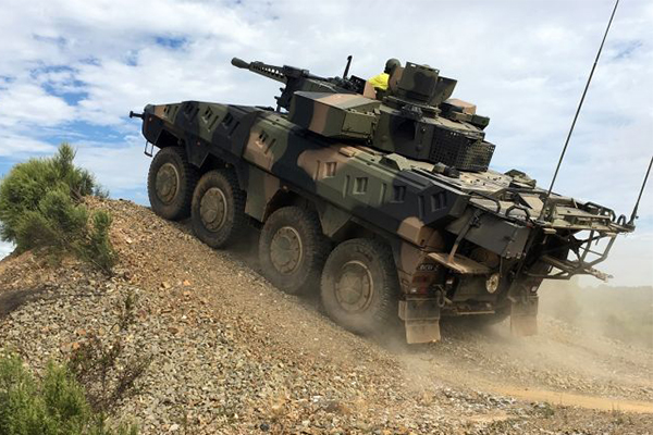 Article image for Queensland wins race for Army's $5 billion combat vehicle spend