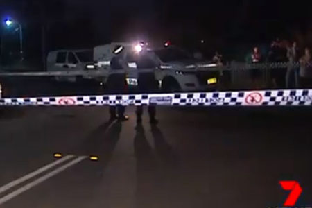 Couple shot at their home in Sydney's west