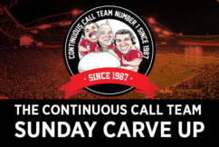 The Sunday Carve Up – June 17th, 2018