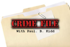 Crime File with Paul B Kidd