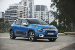 Citroen C3: typically French, funky and clever