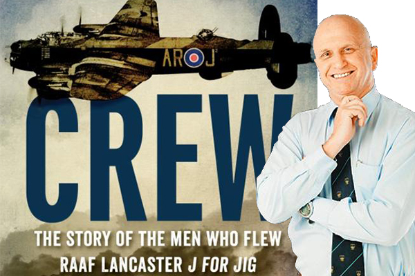 Article image for The untold story of a Lancaster bomber crew shot down in WWII