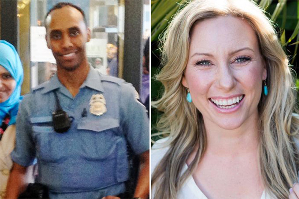 US police officer charged with murdering Australian woman Justine Damond