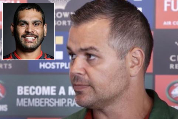Article image for Rabbitohs coach says Greg Inglis is ready to go