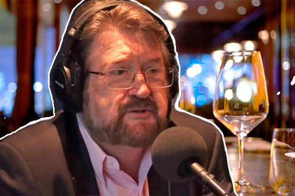 Derryn Hinch says he'll continue to drink despite liver transplant