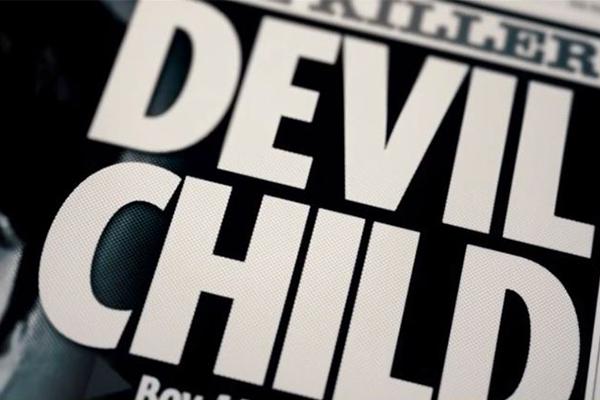 Article image for Killer Kids: Are children born evil?
