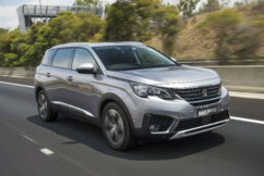 Peugeot 5008 – French and different with real appeal