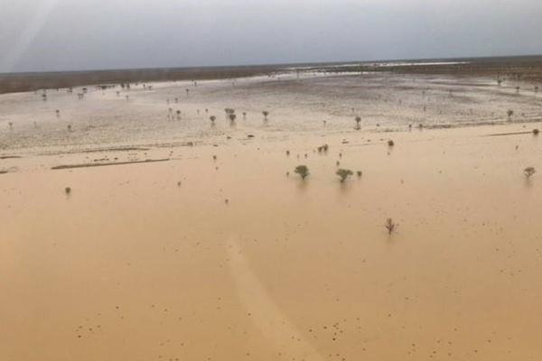 QLD farmers get a drenching, Hunter Valley drought worsens