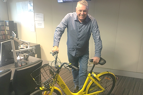 Article image for Ray's share bike collection continues to grow