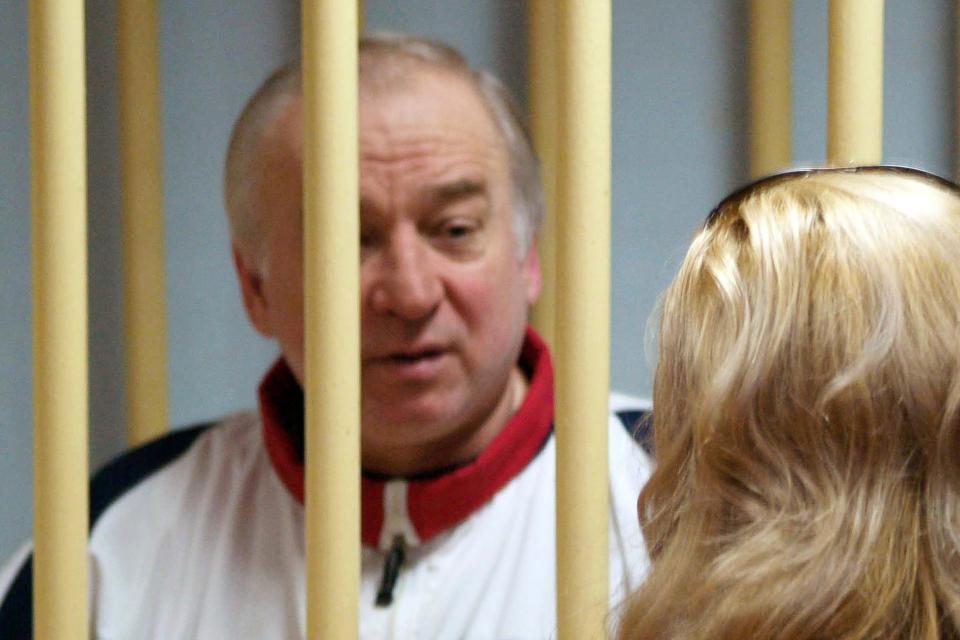 Channel 7 Europe Bureau Chief – Russian spy poisoning