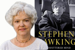 Stephen Hawking's biographer describes his day-to-day fight to live