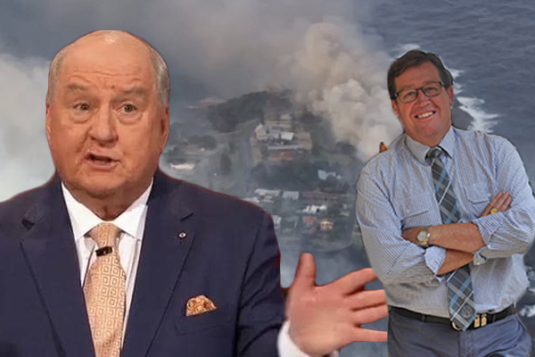 Alan slams minister's Tathra response: 'You are a disappointment Troy!'