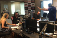 VIDEO | Erin Molan's maternity leave plan has everybody in stitches