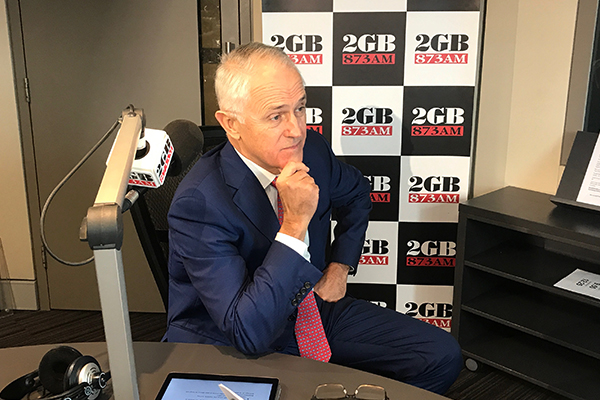 Article image for PM Malcolm Turnbull won't cave to Derryn Hinch's demands