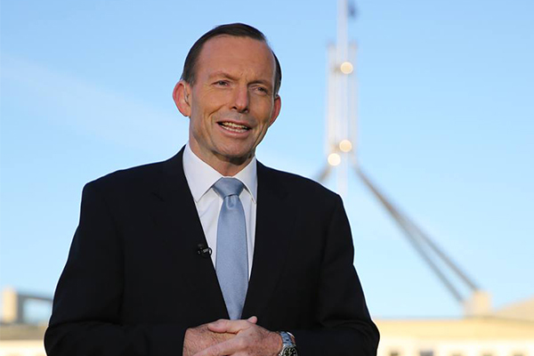 Article image for Tony Abbott: 'You cannot have countries like Russia unleashing murder and mayhem'