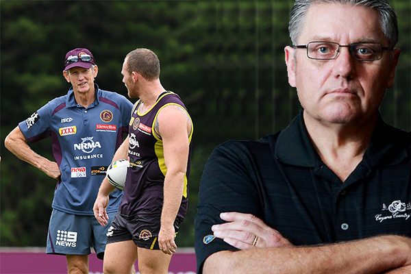 Ray Hadley criticises Wayne Bennett's defence of Matthew Lodge