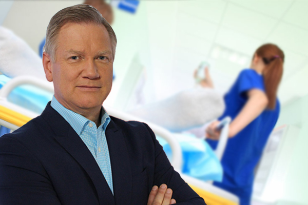 Article image for Andrew Bolt: Nurses forced to announce 'white privilege' is new racism