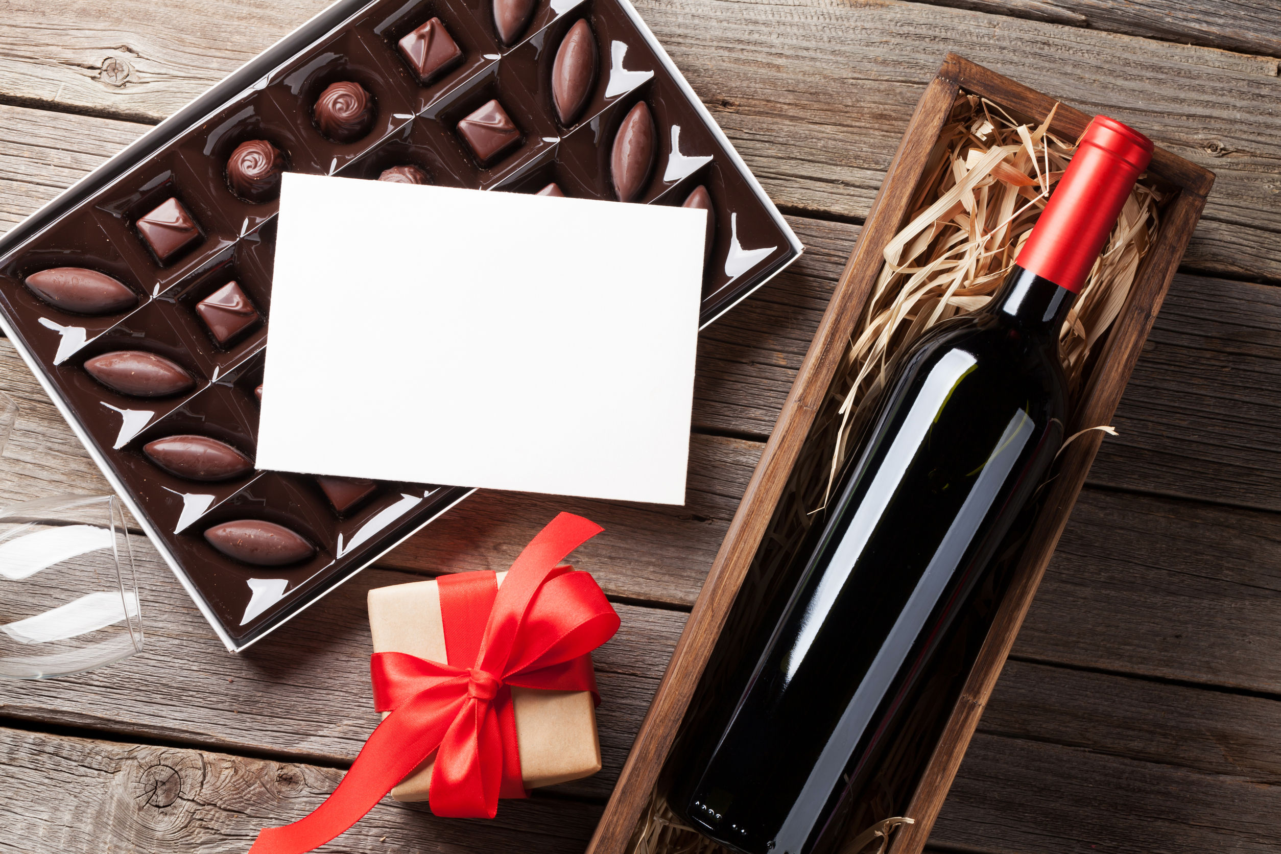 Which wine should you drink with chocolate?