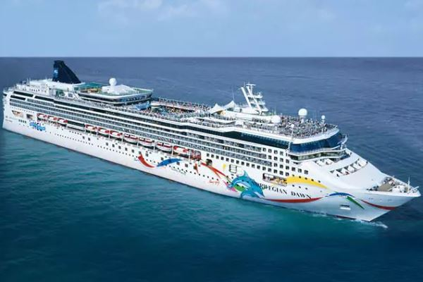 Article image for Cruises making waves in the travel industry