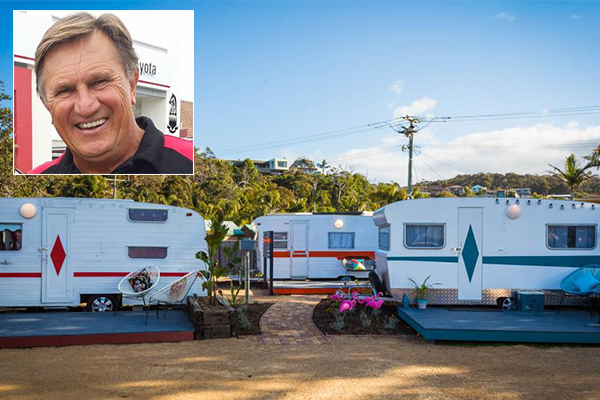 Article image for Aussie rockstar says his beloved Tathra 'will bounce back'