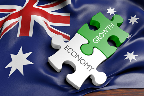 Article image for Scott Morrison says weaker exports have 'taken shine' off economic growth figures
