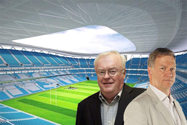 Article image for The Big Guns weigh in: Does Sydney need two new stadiums?