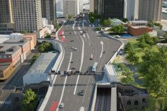 Major Sydney Harbour Bridge lane changes come into effect