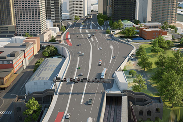 Article image for Major Sydney Harbour Bridge lane changes come into effect