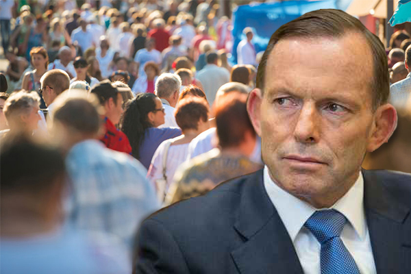 Article image for Tony Abbott: 'They're being very clever with words here'