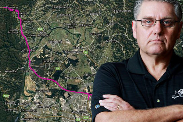 Residents left devastated by changes to the Castlereagh Freeway corridor