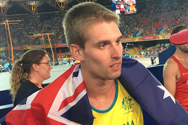 Article image for Comm Games: Brisbane boy takes home medal for one of the toughest events