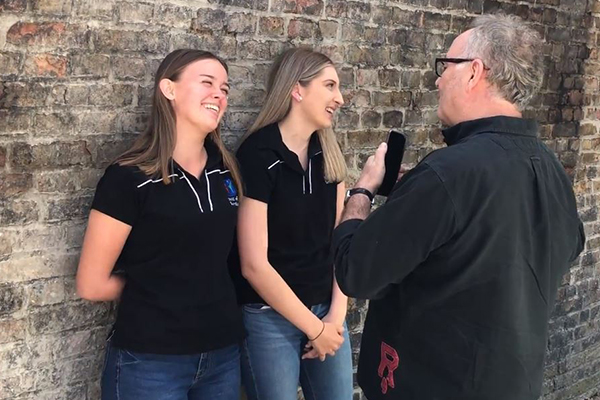 Article image for Young Aussie singers share their special connection to Villers-Bretonneux