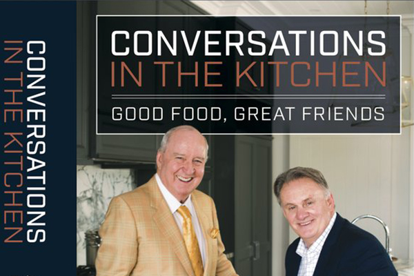 Article image for Alan Jones and Mark Latham launch their very own cookbook