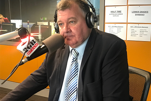 Article image for Craig Kelly slams 'ridiculousness' of QLD ban on parts of Sydney