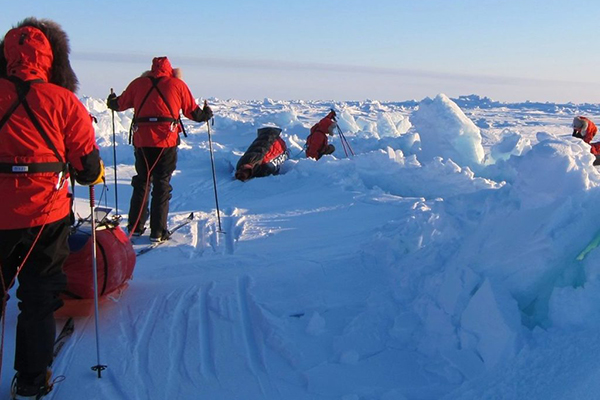 Article image for Former Wallaby trekking to the ends of the earth