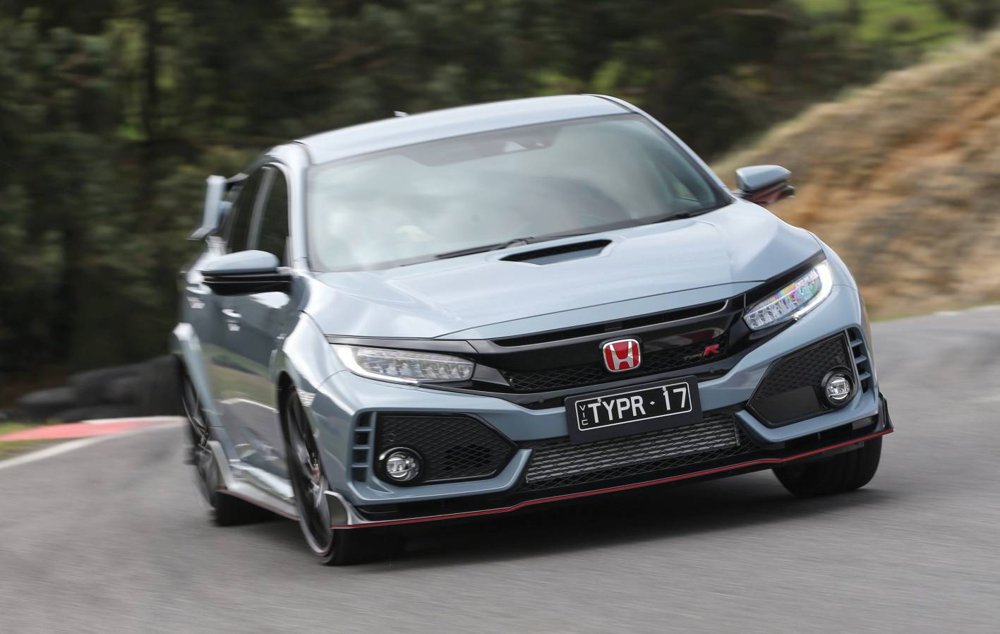 Honda Civic Type R- 1