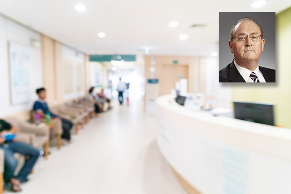 Article image for Aboriginal waiting rooms: 'Has the minster lost control of his department?'