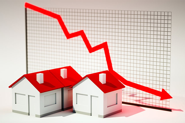 Article image for Housing prices 'have got further to fall', experts expect property prices to cool
