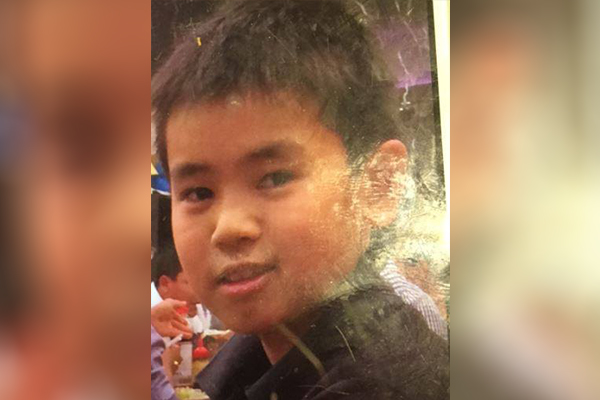 Article image for Relief as police find missing boy
