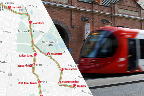 Article image for Controversial Light Rail name: 'What a complete and utter joke!'