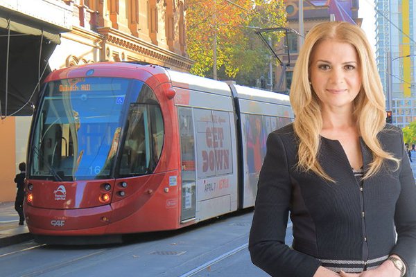 Article image for Train builder wants to save the world rather than finish Sydney's light rail