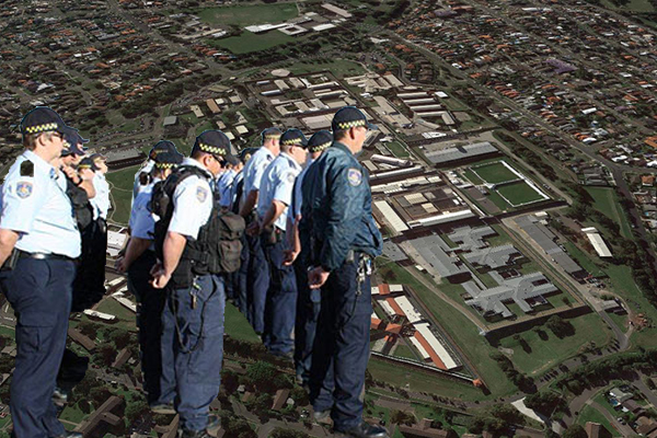 Article image for EXCLUSIVE   NSW prisons in crisis as officers walk off the job