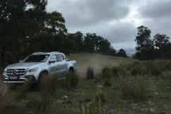 Mercedes-Benz X-Class ute bound for success