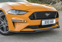Ford Mustang back in Racing