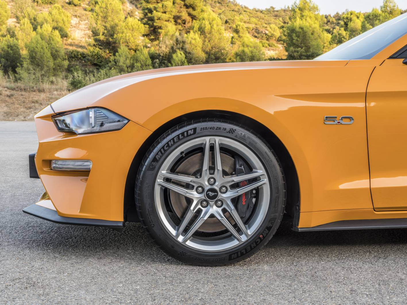 Mustang 2018 - 2